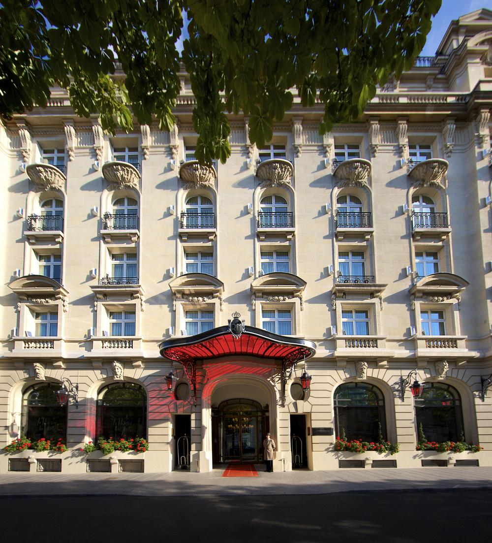 Le Royal Monceau Raffles Paris Courtesy of Raffles
