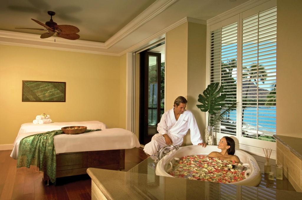 Moana Lani Spa - Couples Spa Suite Courtesy of Westin Resort & Spa