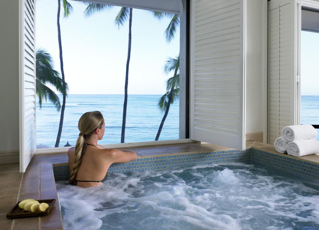 Moana Surfrider-Womens Whirlpool Courtesy of Westin Resort & Spa