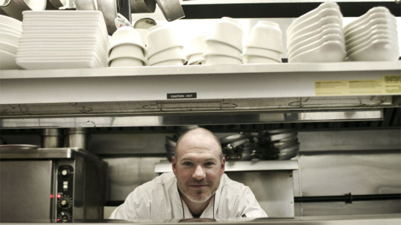Executive Chef Bryan Dame of the Tides Beach Club - Luxe Beat Magazine