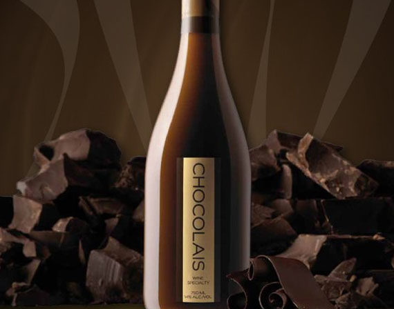 Chocolais Chocolate Flavored Blended Fine Wine