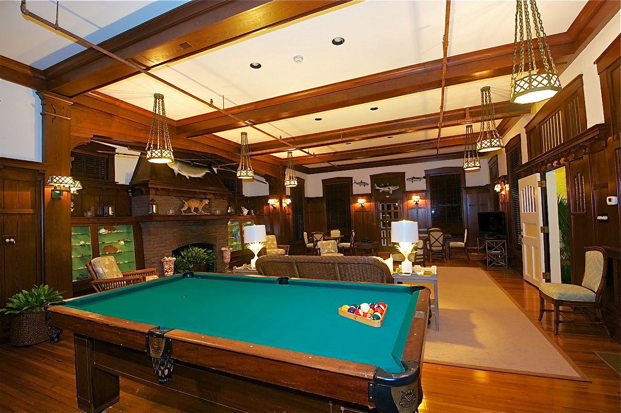 luxury man cave the man cave goes upscale in