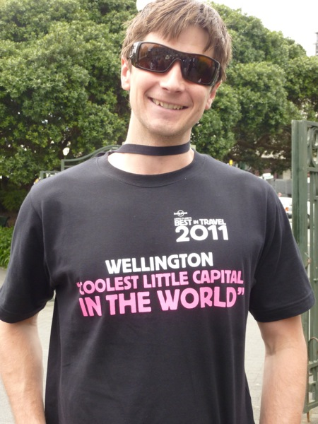 City Guide to Wellington