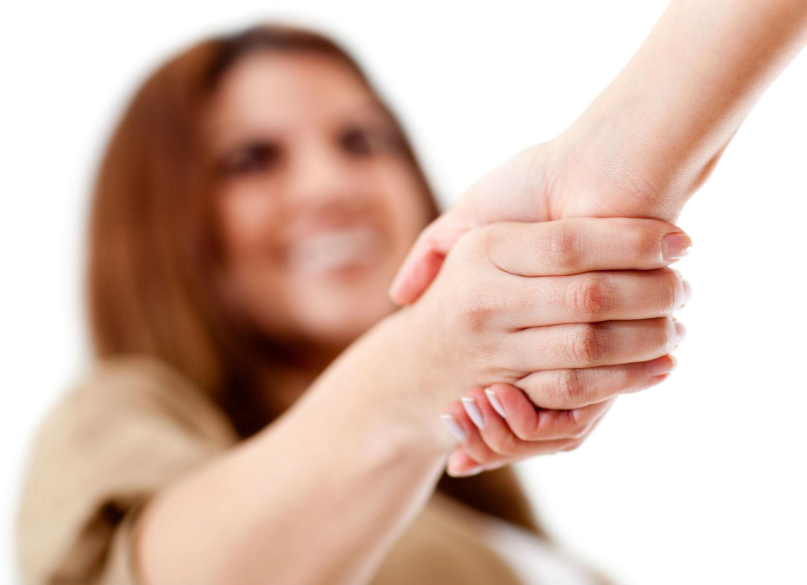 handshake global etiquette