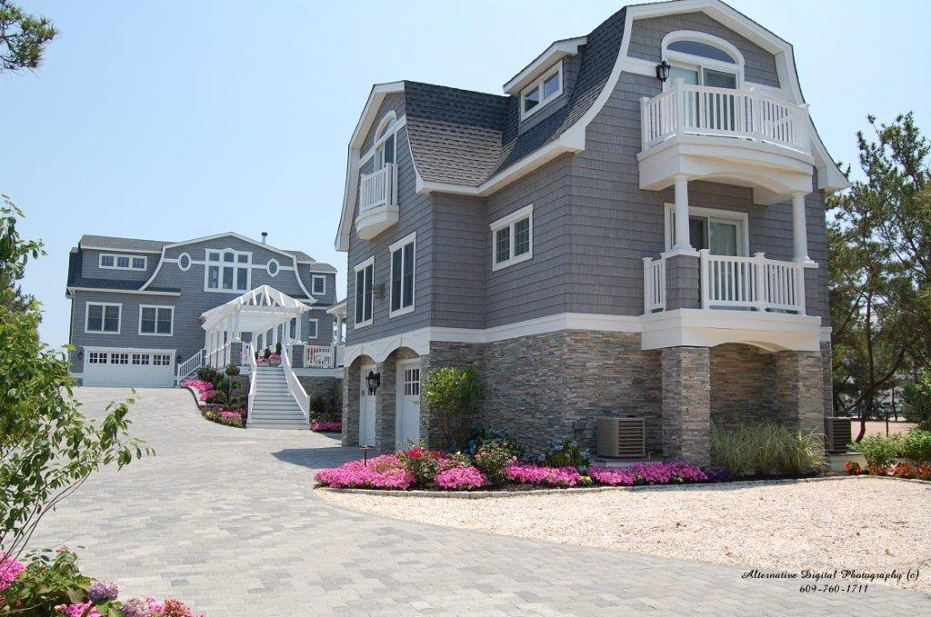 Constructing coastal new jersey vacation dreams into for New home construction south jersey