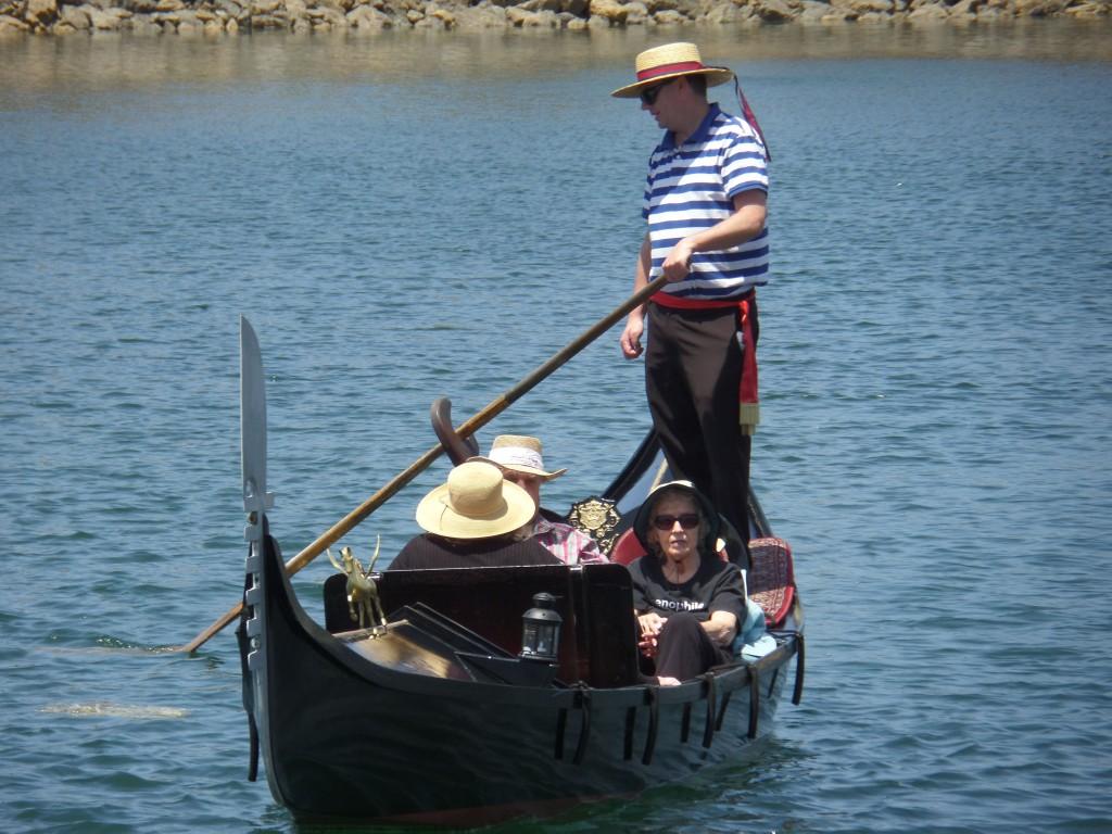 Gondola Paradiso, Channel Island Harbor, Oxnard CA