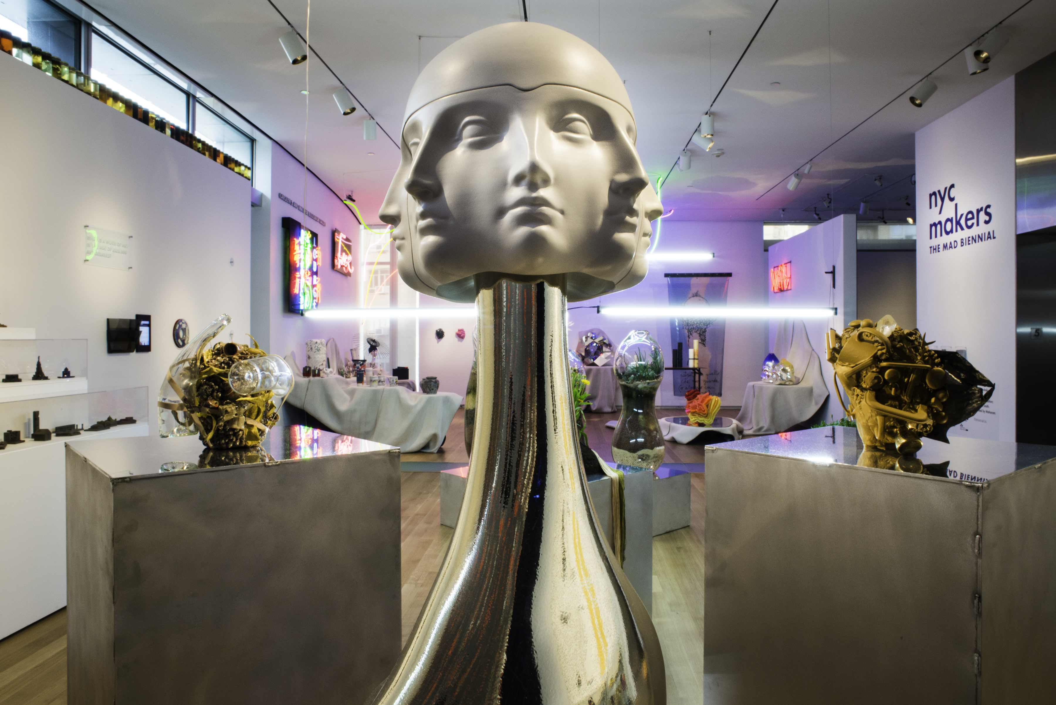 The Museum Of Arts And Design Offers An Array Of Beautiful Objects