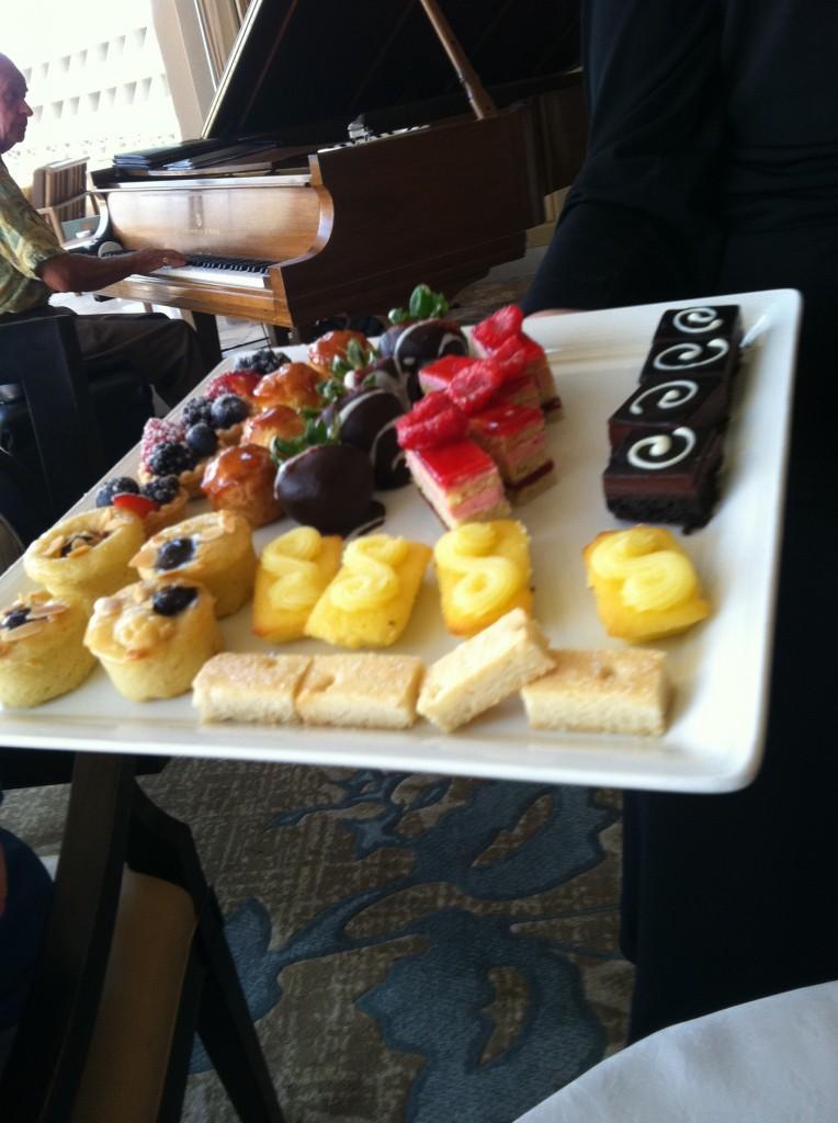 The Phoenician Dessert Tray