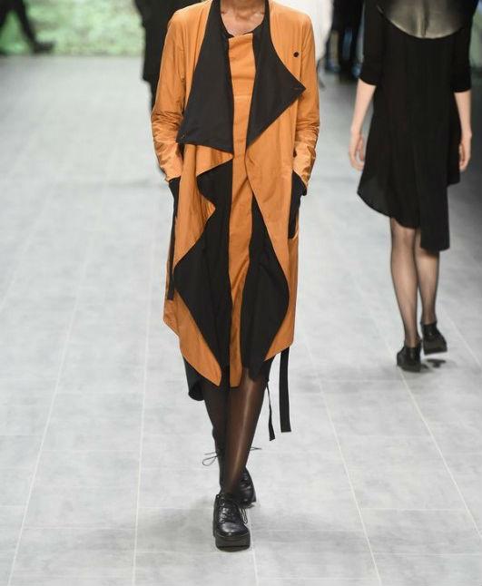 Bohemian Spirit During Mercedes-Benz Fashion Week Berlin