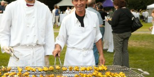 Chateau Ste Michelle Culinary Director John Sarich