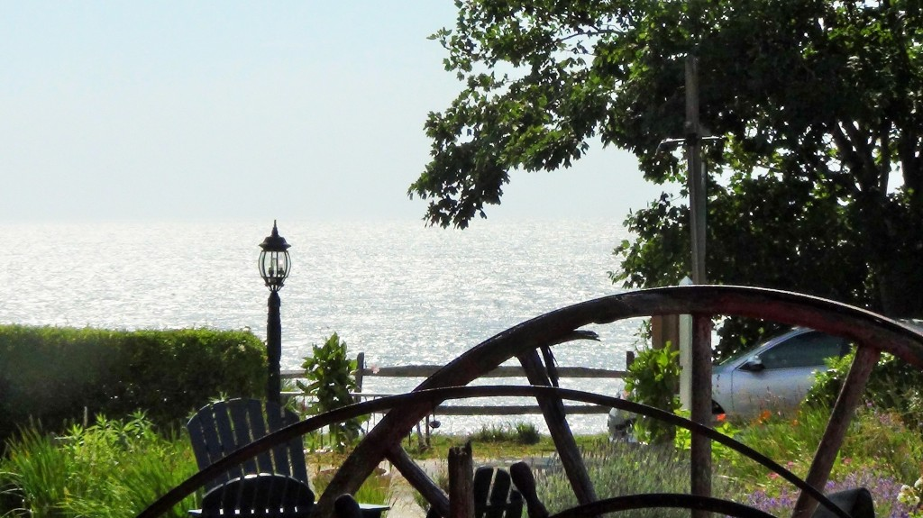 View from The Summer House Photo ©Sherrie Wilkolaski