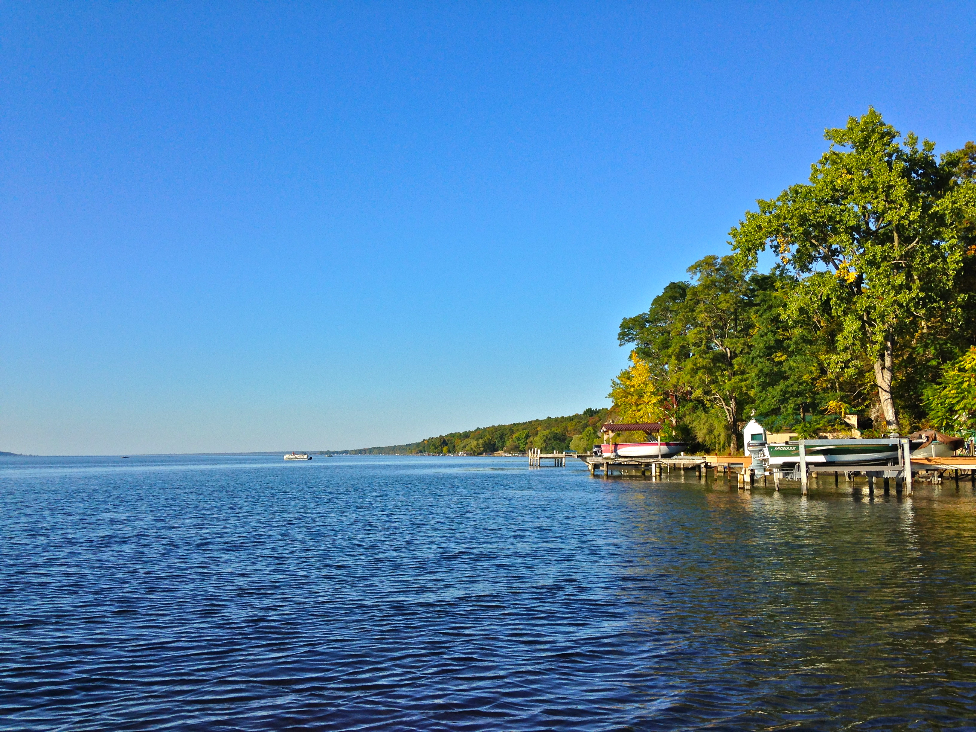 A tour north up the seneca lake wine trail luxe beat for Seneca lake ny cabins