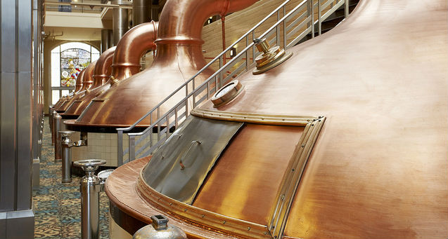 Beer Town USA Goes Upscale