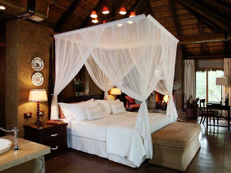 Camp Jabulani Bedroom