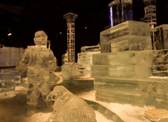 Exciting ICE: Florida's Frozen Fantasyland