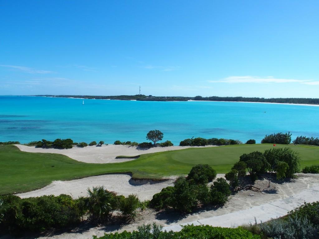 Grand Isle balcony view