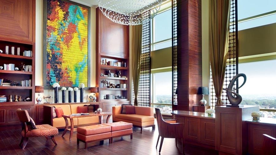 Ritz-Carlton Bangalore: Hedonism Galore