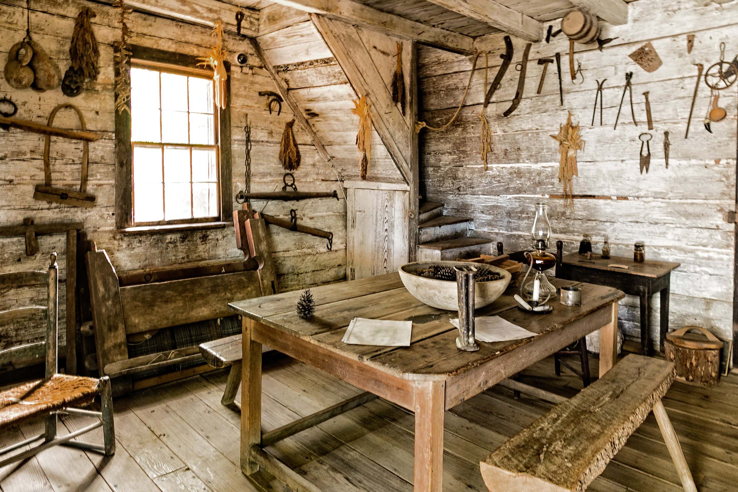 Inside Old Log Cabin Home Pictures To Pin On Pinterest