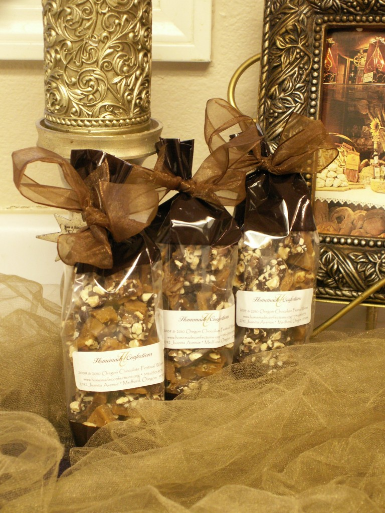 Gourmet English Toffee