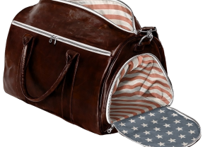 All American Luxury Travel Bag