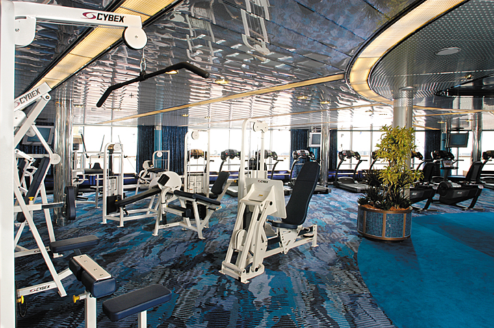 A Cruise Vacation can be a Healthy Vacation