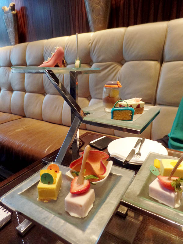 The Fashion Tea Dessert Tower