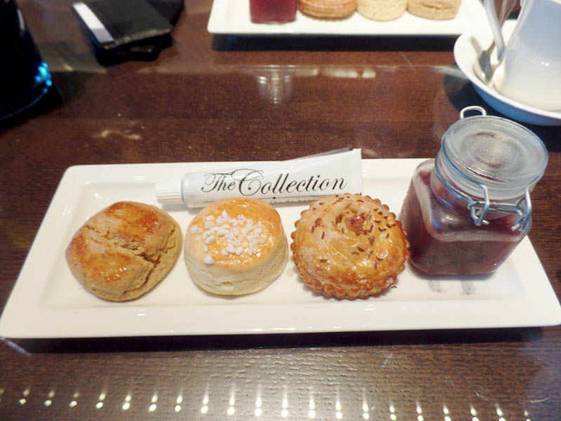 The Fashion Tea -Scones!