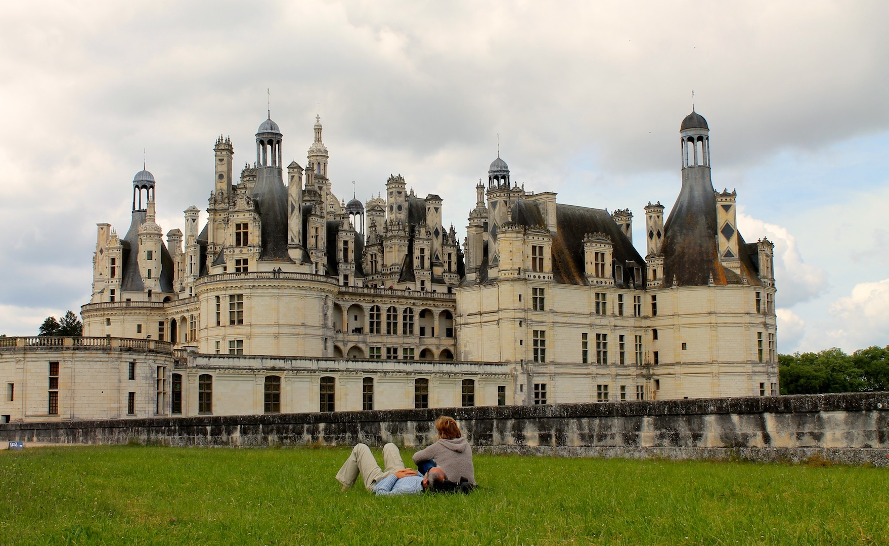 Of Castles and Cabernet Franc: leisure days in the Loire