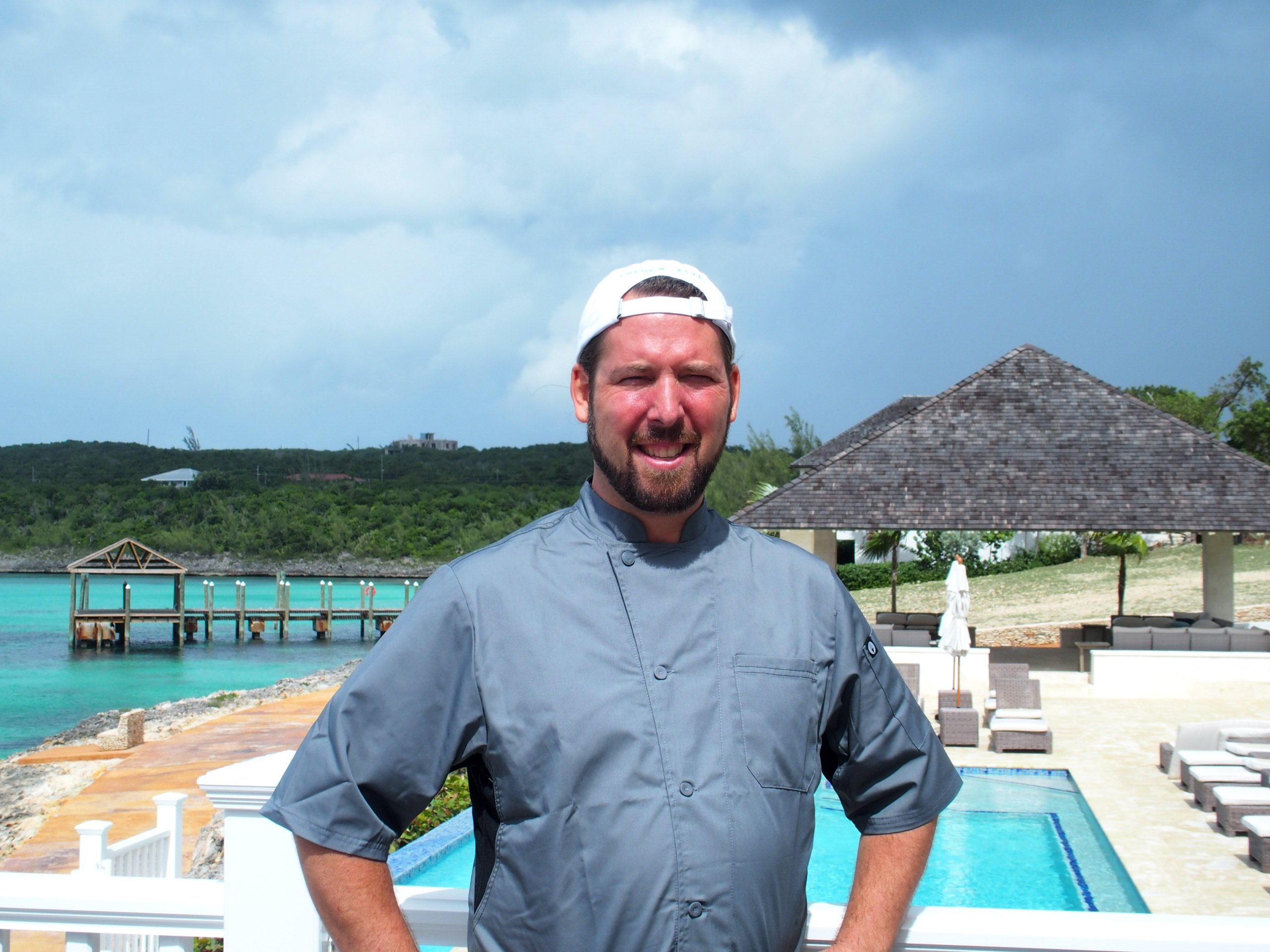 Chef Loves Island Life on Eleuthera