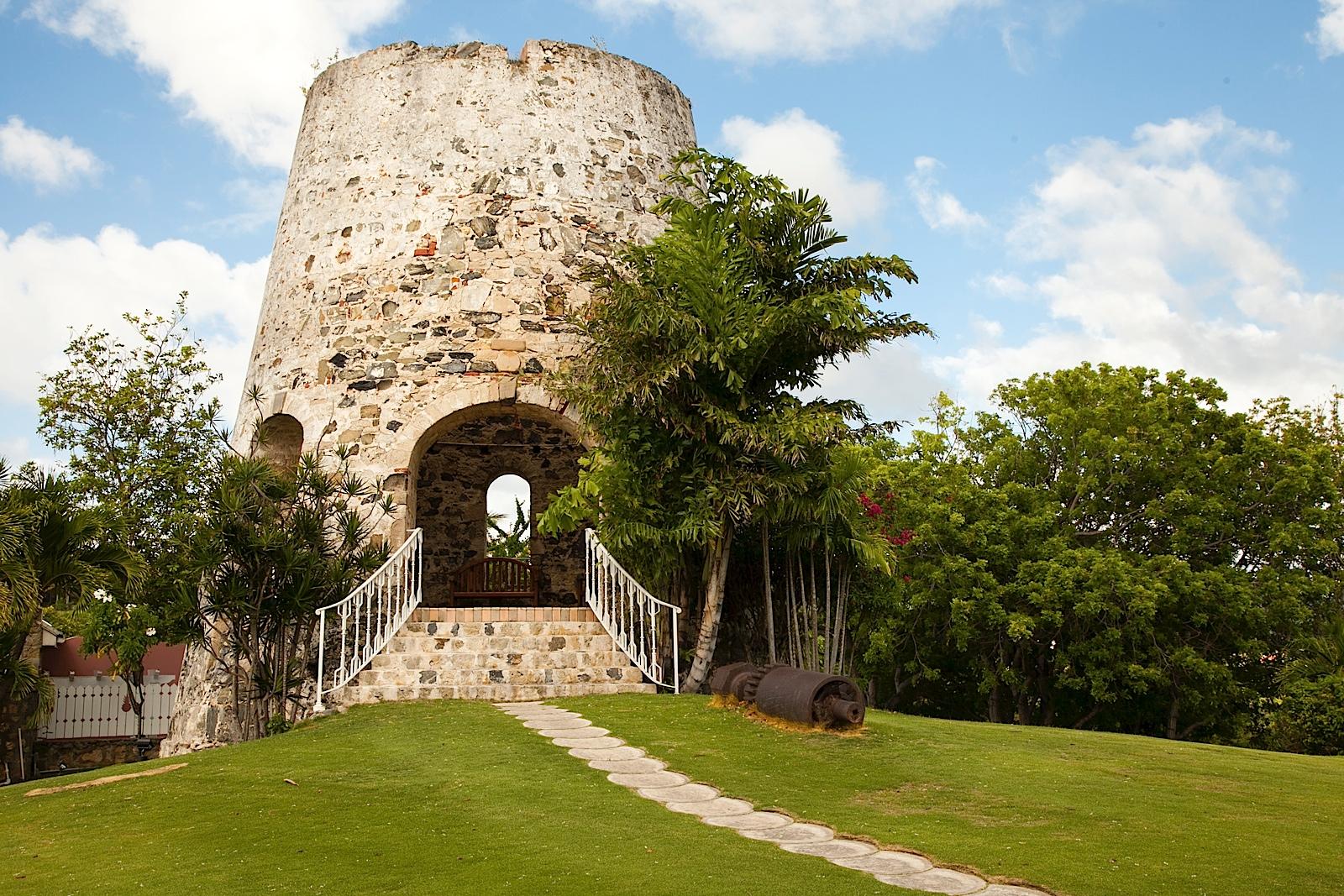 The Mill Restaurant St Croix