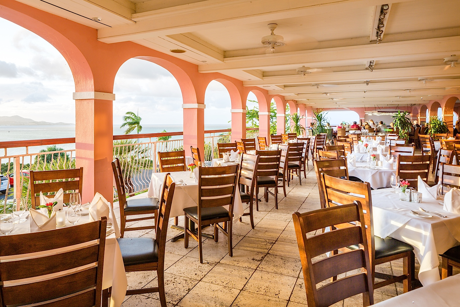 Terrific tuesdays at the buccaneer in st croix luxe for The terrace menu