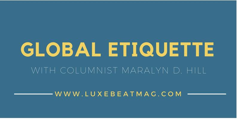 Global Etiquette