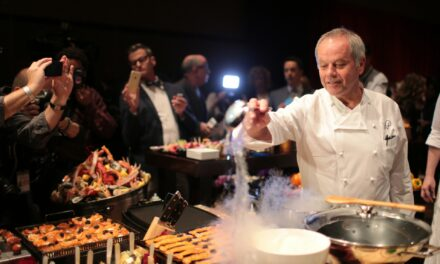 Wolfgang Puck Reveals Ingredients for Luxe Living