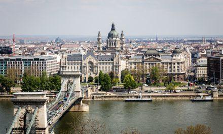 Four Seasons Gresham Palace in Budapest