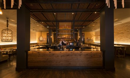 Discovering KOA: Iron Chef Food in a Manhattan setting