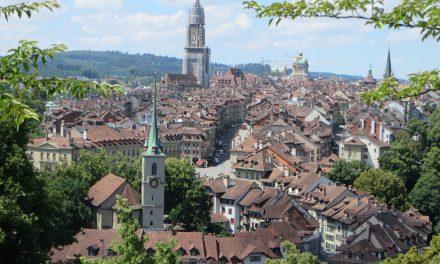 Bern is a City of Superlatives