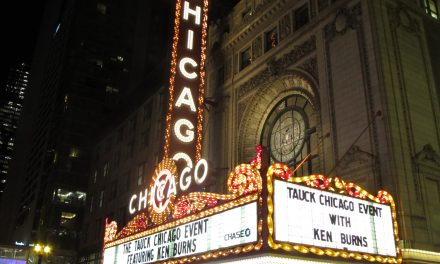 Chicago with Tauck and Ken Burns