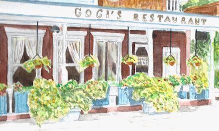 Gogi's Restaurant in Jacksonville, Oregon