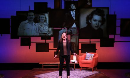 Not That Jewish: A One-Woman Romp Featuring Monica Piper