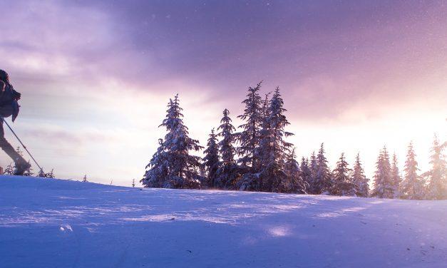 Winter Adventure in Saguenay