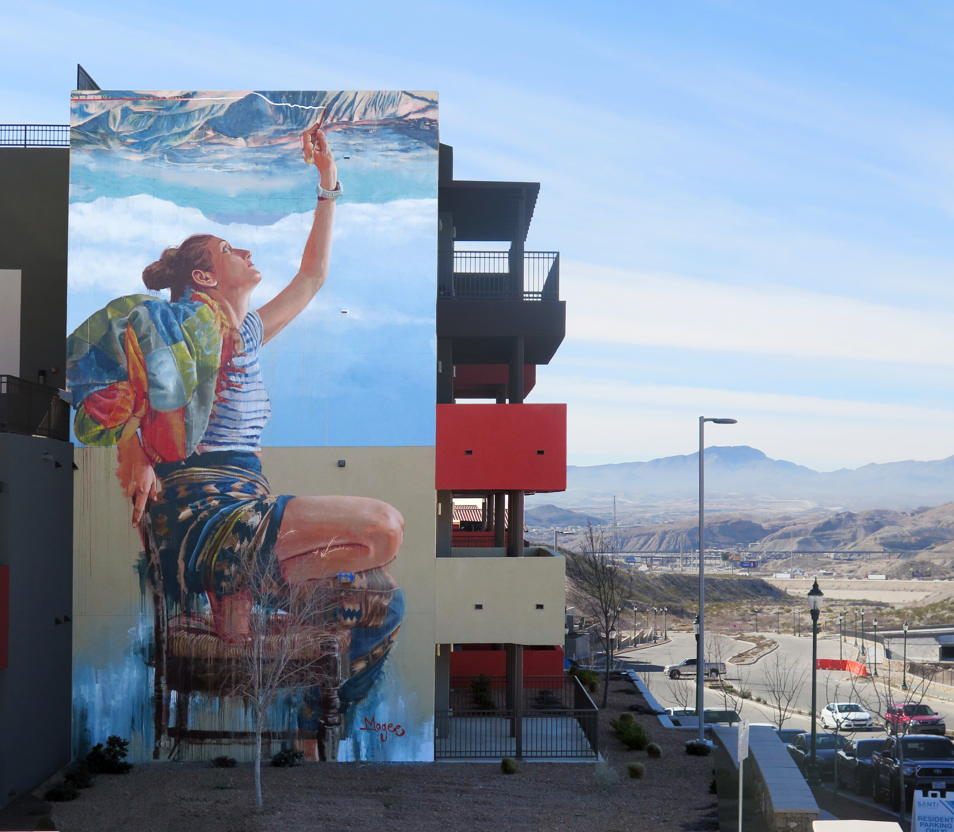 Fintan Magee - between two worlds