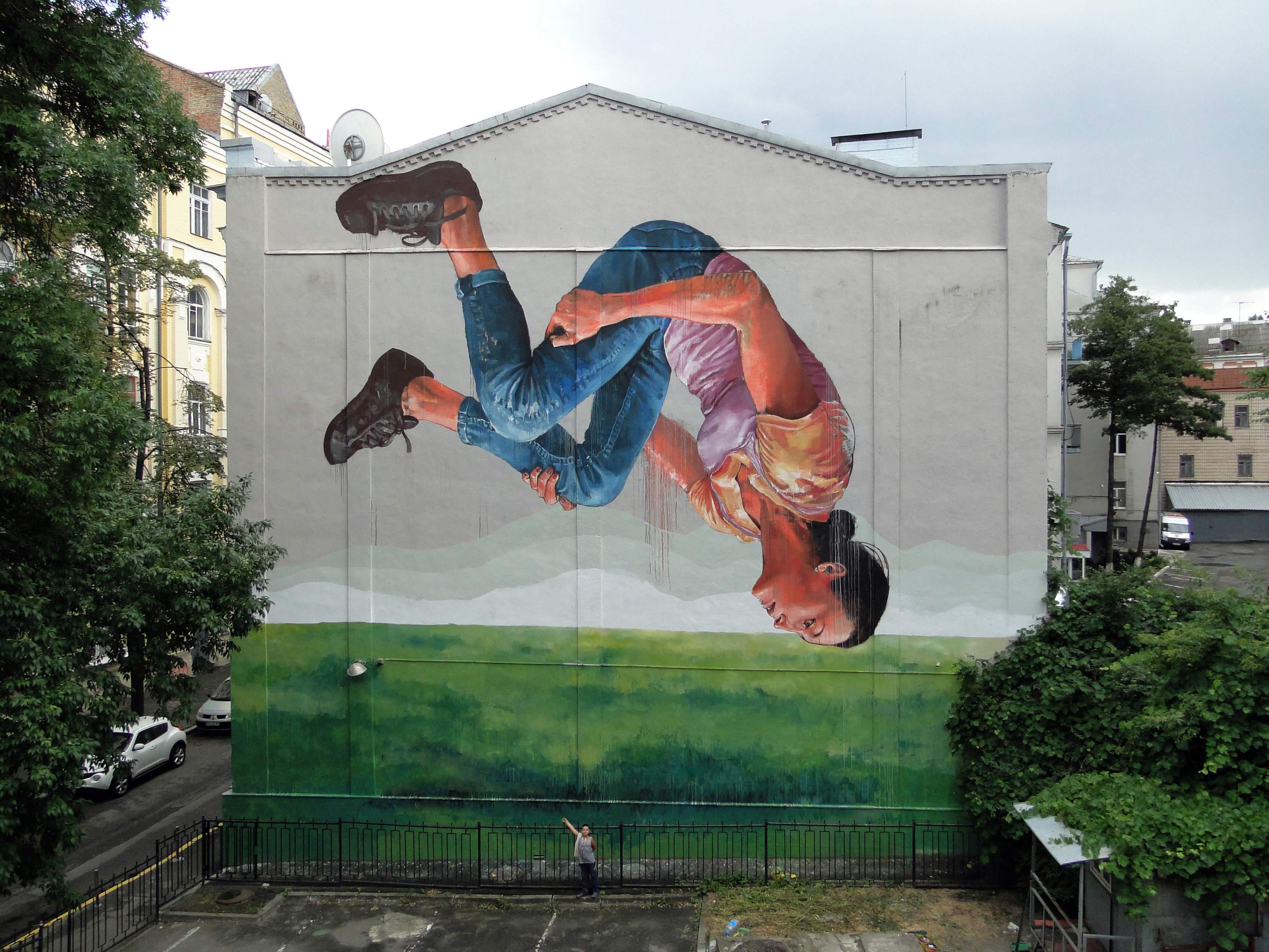 Fintan Magee - the dreamer