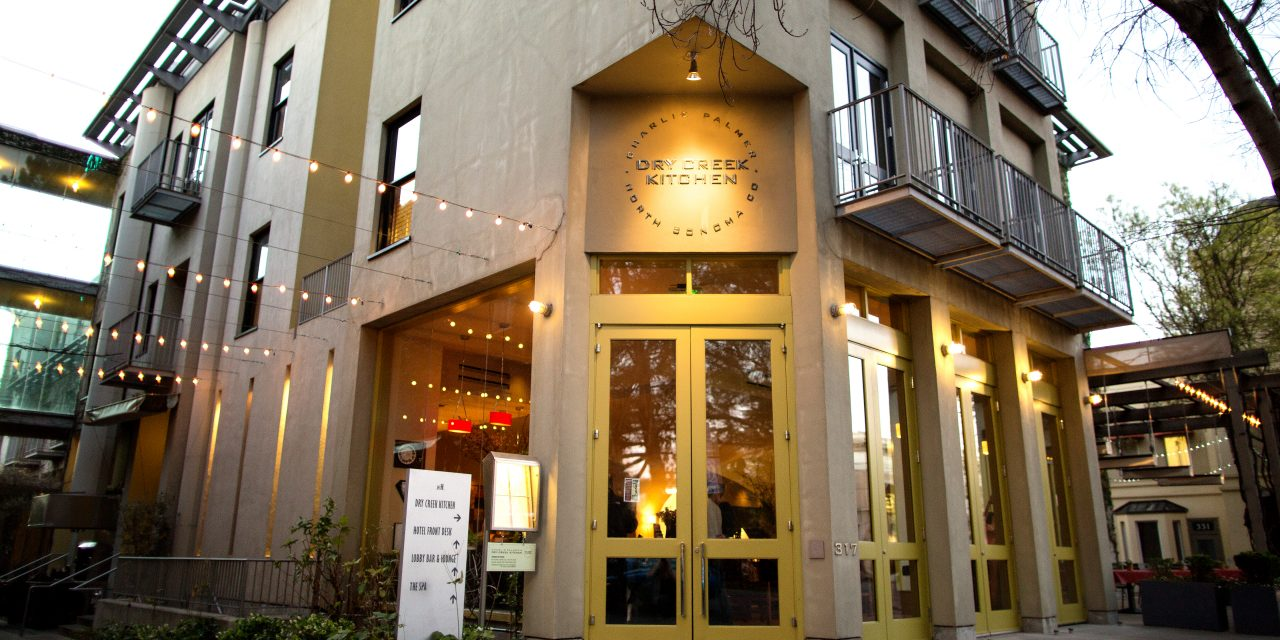 Hotel Healdsburg and Charlie Palmer's Dry Creek Kitchen Announce Exclusive Partnership with Kosta Browne Winery