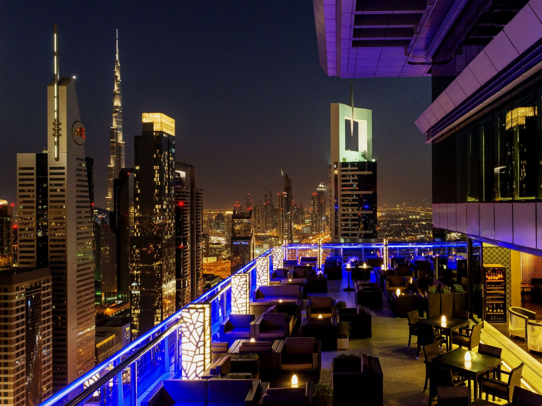 Cocktails With A View 7 Rooftop Bars In Dubai Luxe Beat