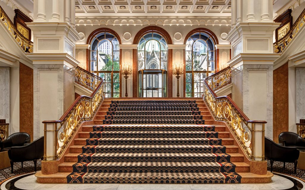 Luxe Collection by L.E. Hotels Welcomes Lotte New York Palace - Luxe Beat Magazine