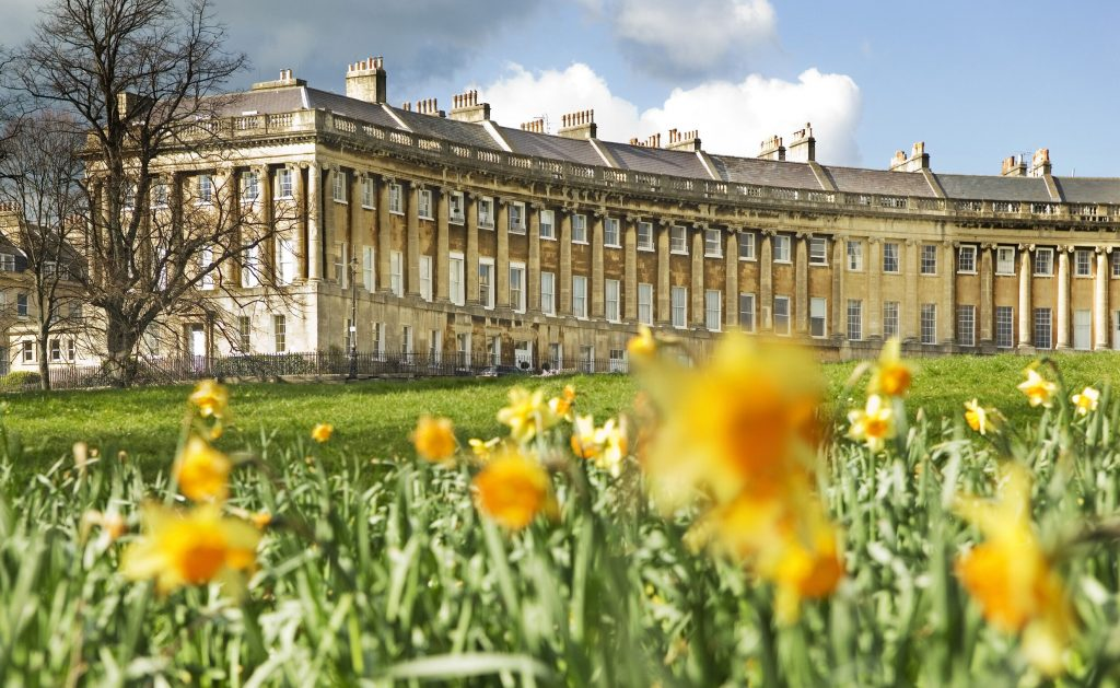 Five-Star Haven The Royal Crescent Hotel & Spa