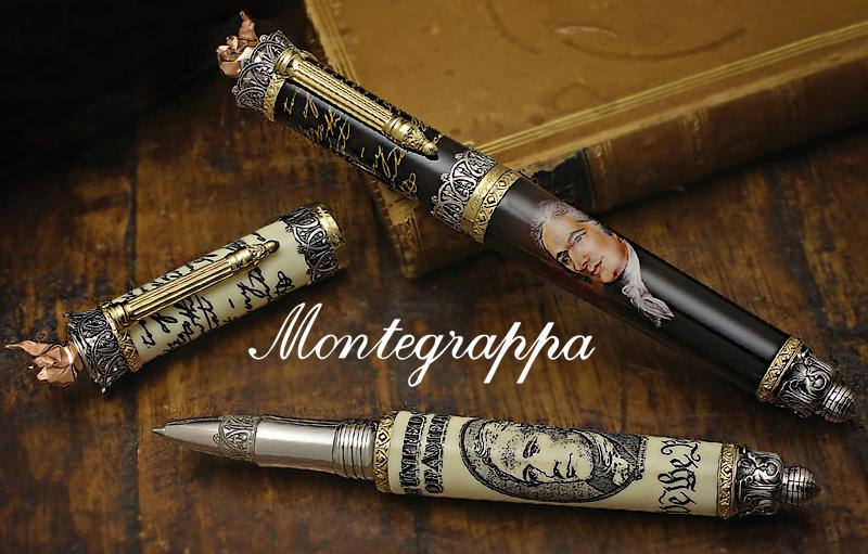 Alexander Hamilton Limited Edition Luxury Writing Instruments