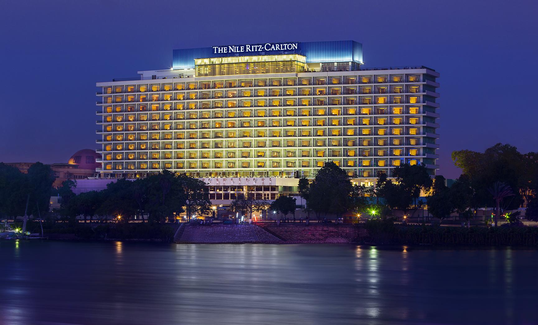 The Nile Ritz Carlton