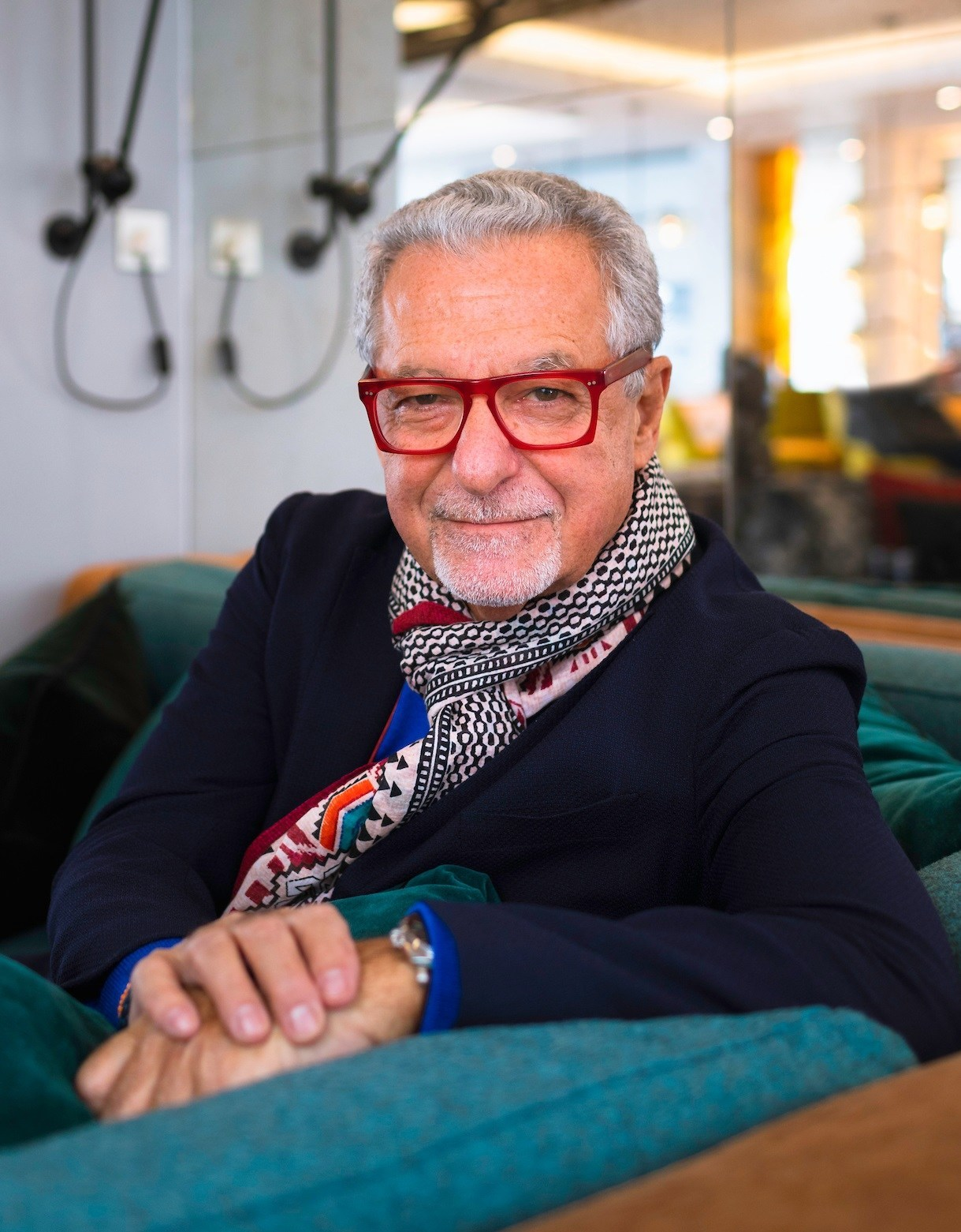 World-Renowned Designer Adam Tihany Appointed Creative Director of New Cunard Ship