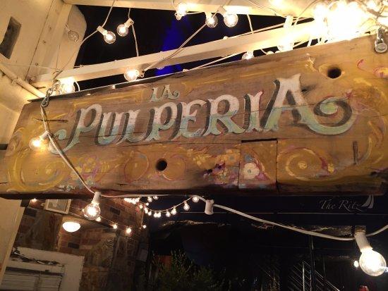 frente-do-restaurante La Plumeria